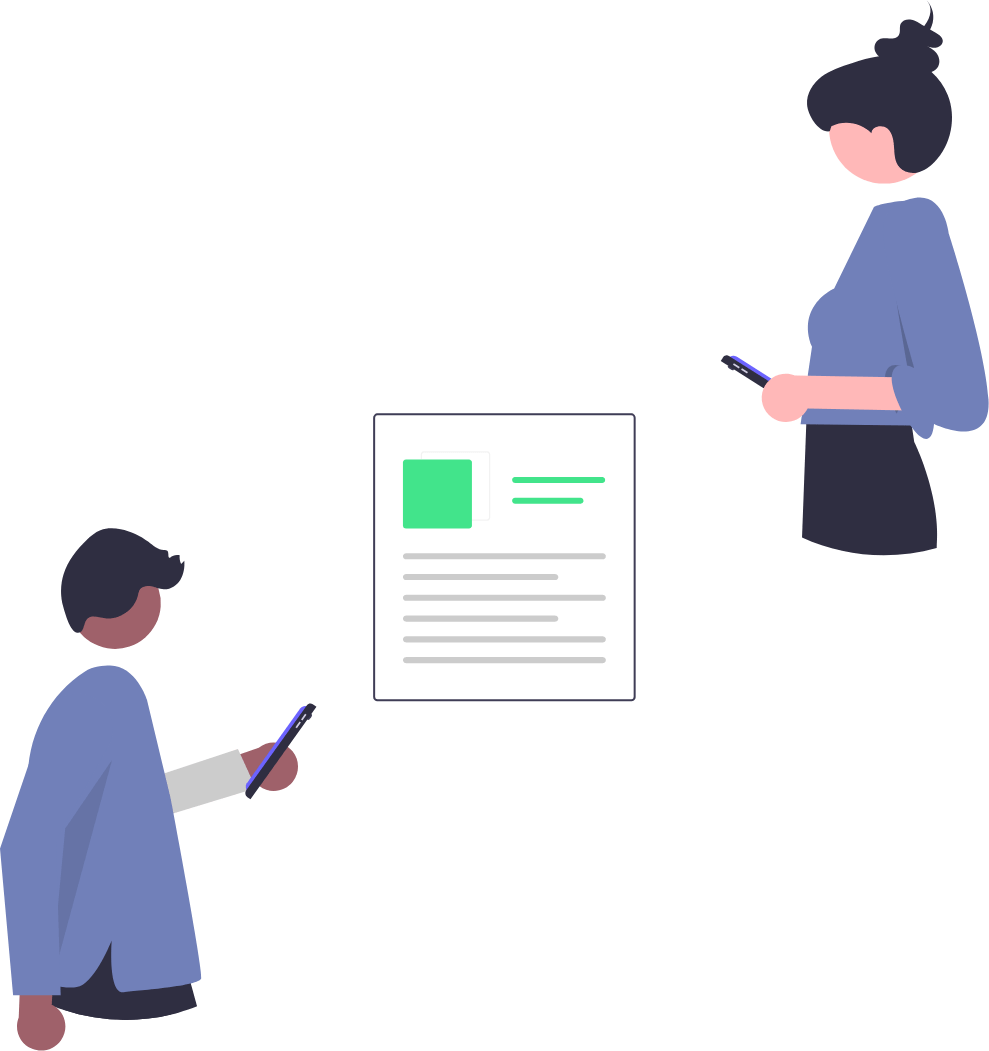 sproof sign allows you to sign yourself and to collect signatures, to work on documents together and to automate your workflows with an API.