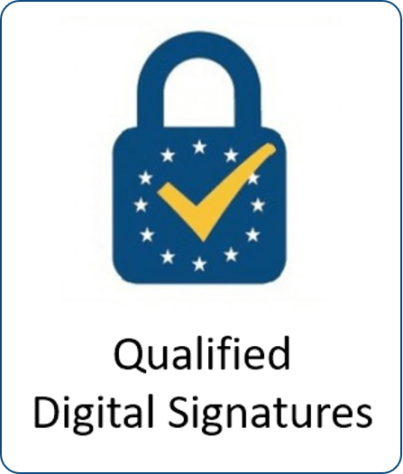 sproof sign create eIDAS-compliant legally-binding qualified digital signatures